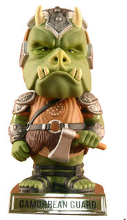 Star Wars Gamorrean Guard Bobblehead